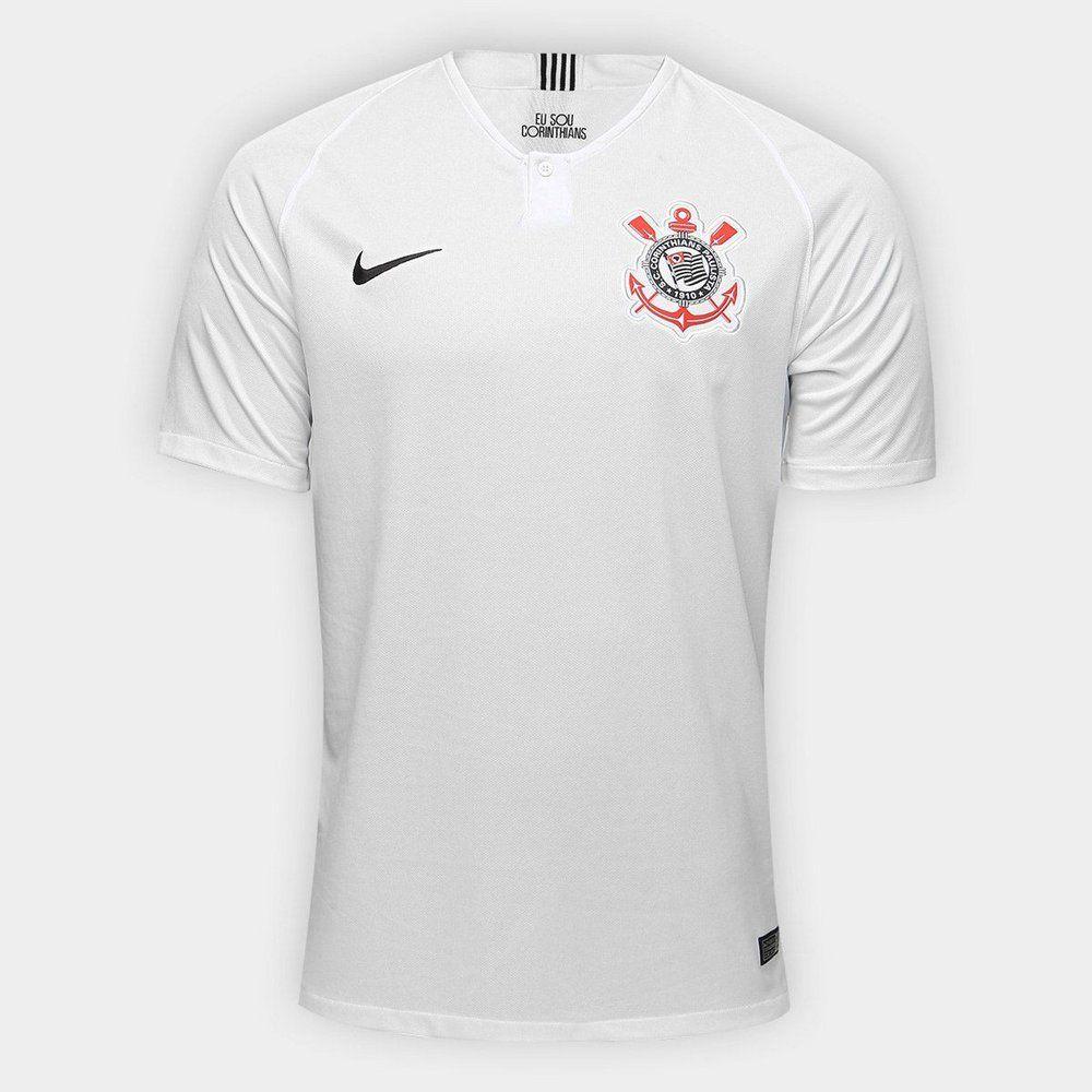 6fa21a327f Nova Camisa do Corinthians original Nike 2018 2019 Lançameto