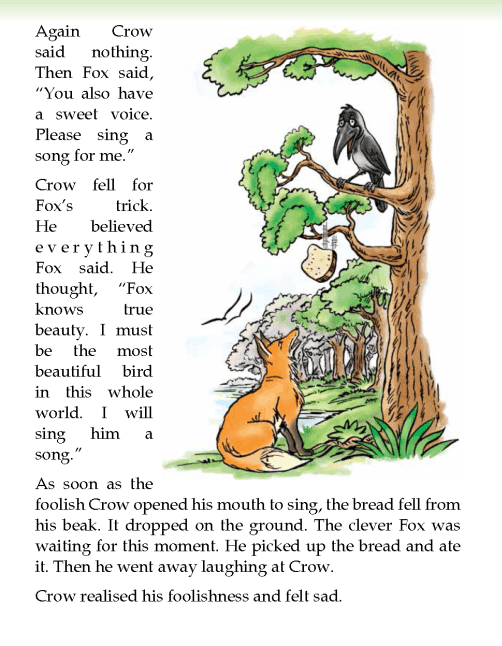 literature- grade 2-fables and folktales-the clever fox (3