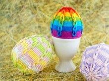 Eierwarmer Flauschiges Kuken Einfach Und Schnell Stricken