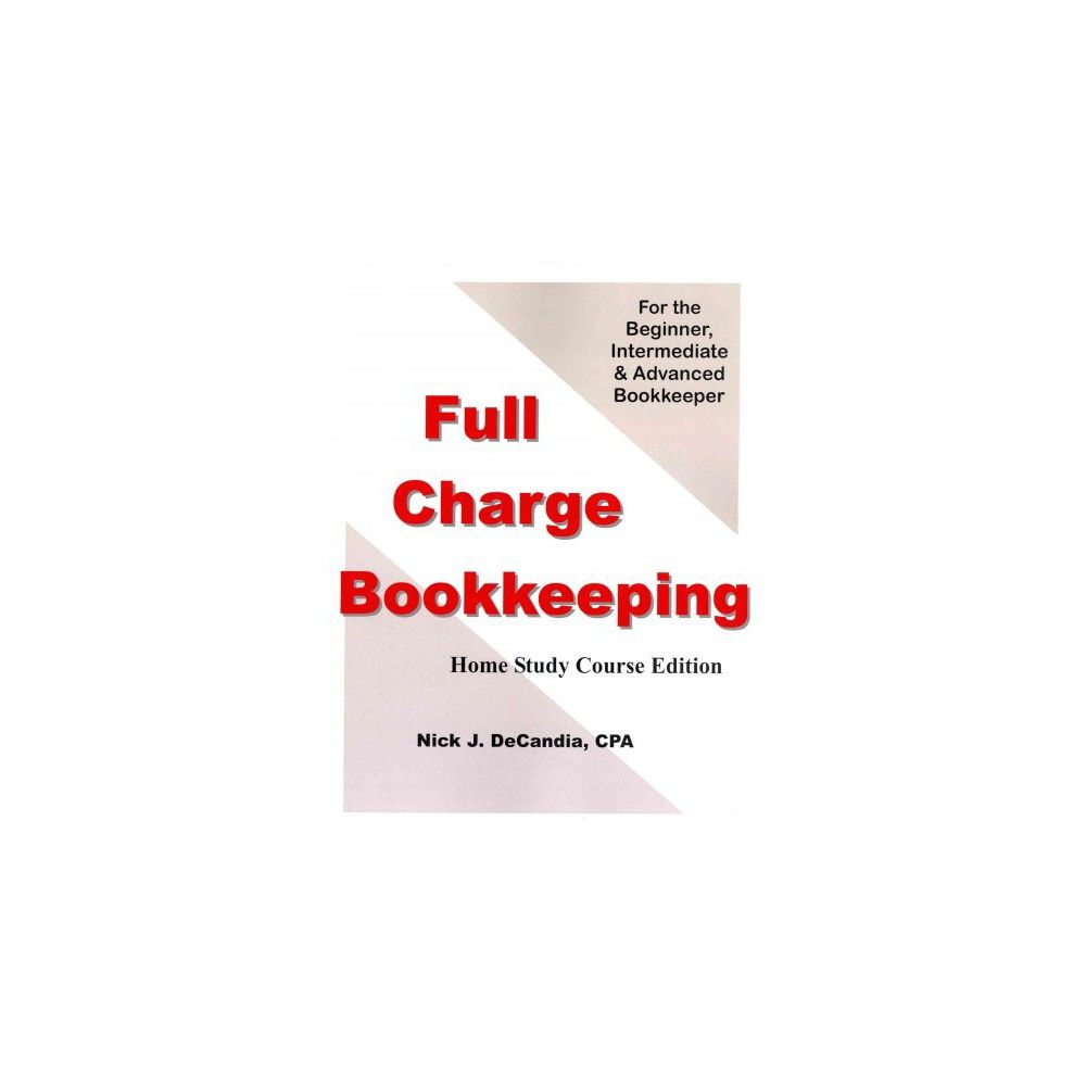 Full Charge Bookkeeping (Paperback)