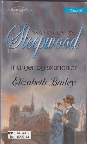 """An Innocent Miss (The Steepwood Scandal, Book 2) (Harlequin Historical Series #95)"" av Elizabeth Bailey"