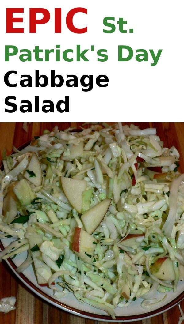 How To Make Shredded Cabbage Salad