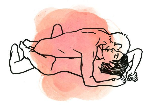 Fantasy sex position for erictile dysfunction