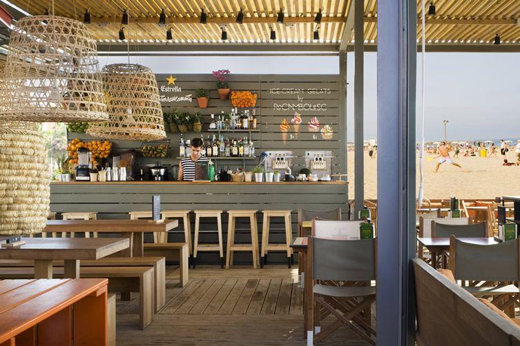 Jordi Roca e o seu novo bar de praia - a charmosa Rocambolesc ...