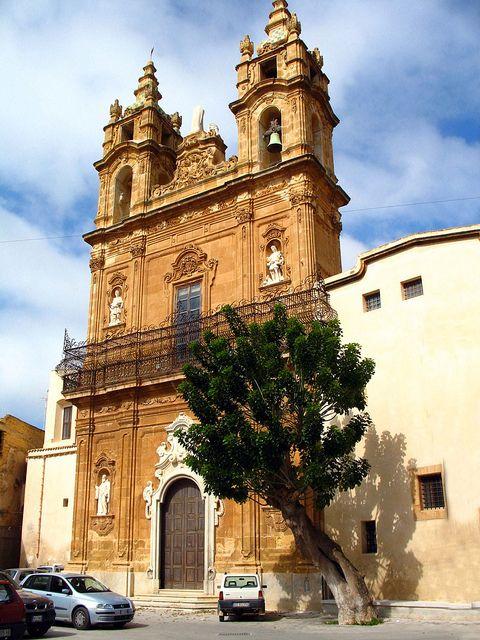Img 8017 Mazara Del Vallo Barocco Della Sicilia Occidentale Sicily Benedictine Monastery Agrigento