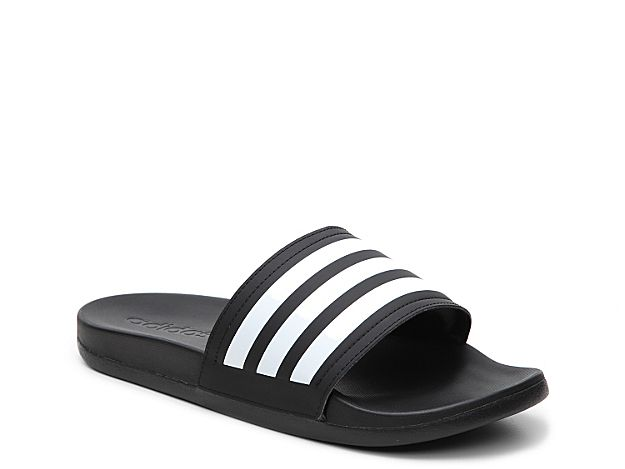 more photos 3cf4d a0bfe adidas Originals Adilette Slide   Shoe Obsession   Adidas slides, Adidas  sandals, Fashion