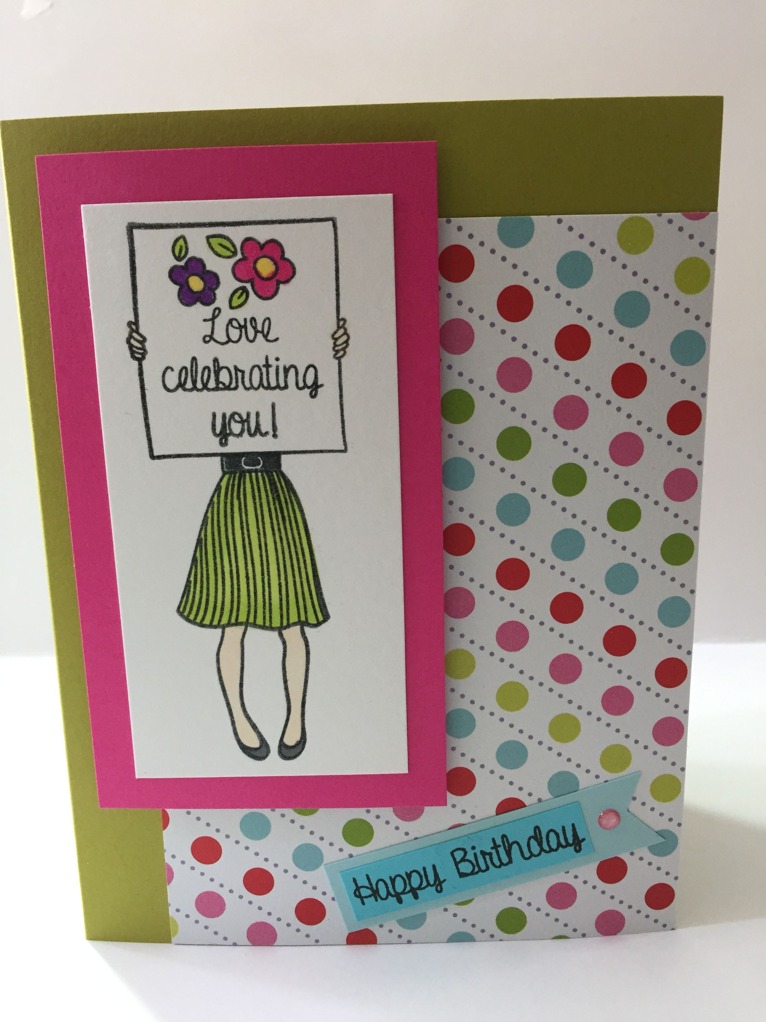 Su Hand Delivered Birthday Cards Card Making How To Make Paper