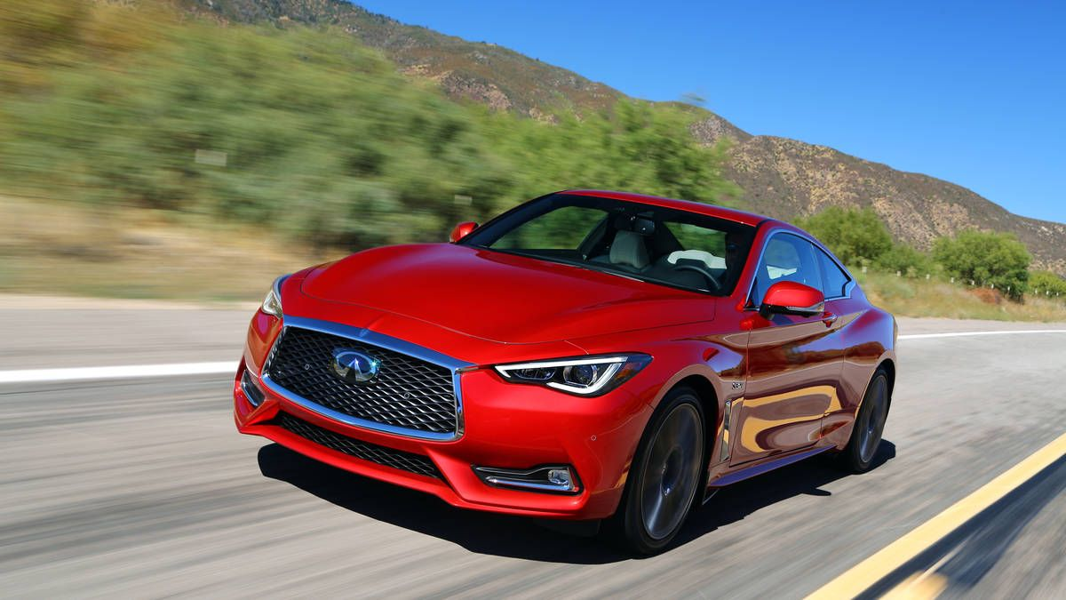 2017 Infiniti Q60 Red Sport 400 first drive a case for