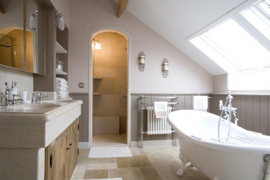 landelijke badkamer Taps & Baths | landelijke badkamers ...
