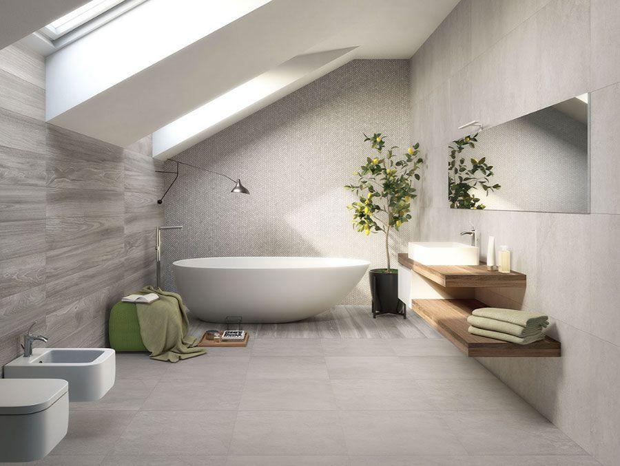 Bagno Color Tortora 20 Idee Per Mobili Rivestimenti E Abbinamenti Mondodesign It Arredamento Piccolo Bagno Bagno Bagni Colorati