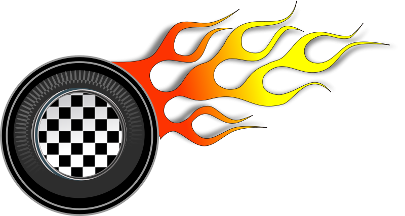 Free Clipart Racing Wheel Objects Netalloy Clip Art Hot Wheels Birthday Hot Wheels Party