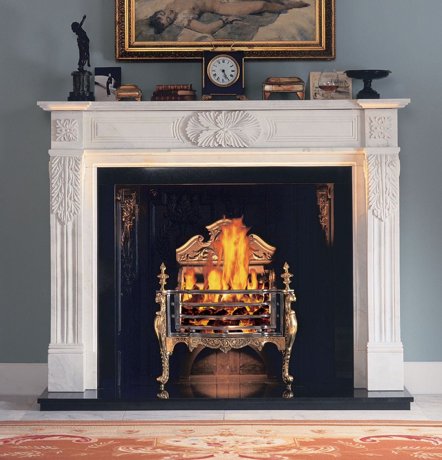 Rustic Electric Fireplaces On Pinterest