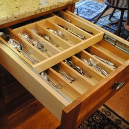Cabinet and Drawer Organizers : Find Lazy Susans, Utensil ...