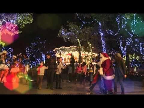 2016 holiday celebrations and christmas light displays in valenciasanta clarita valley santa clarita guide