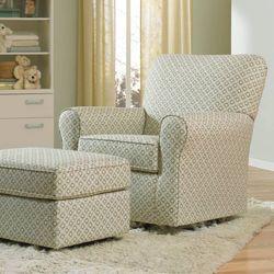 Best Chair For Nursery Office Lift Hagen Swivel Glider Chairs Aubree