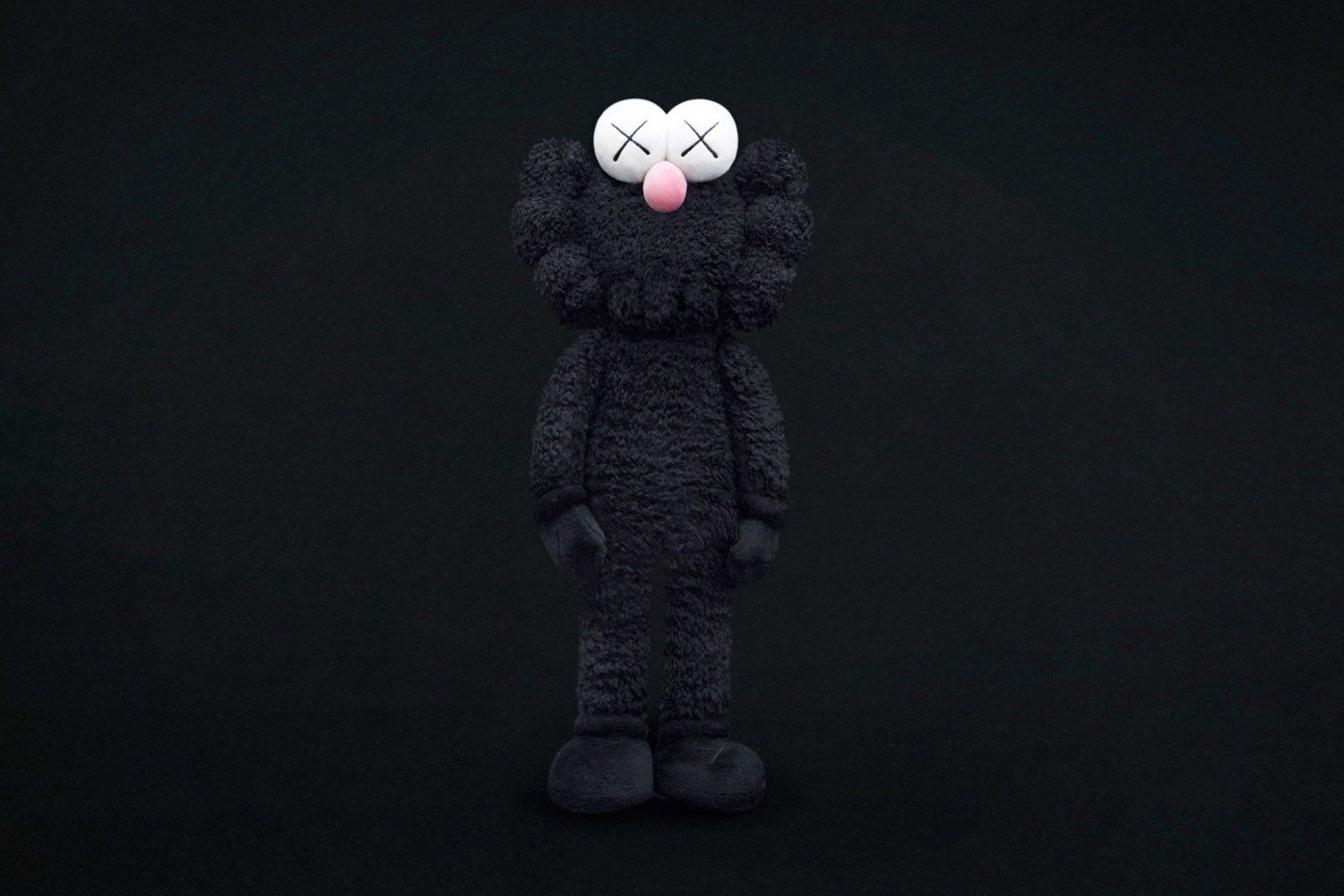 Here's How You Can Buy the Black KAWS BFF Kaws wallpaper
