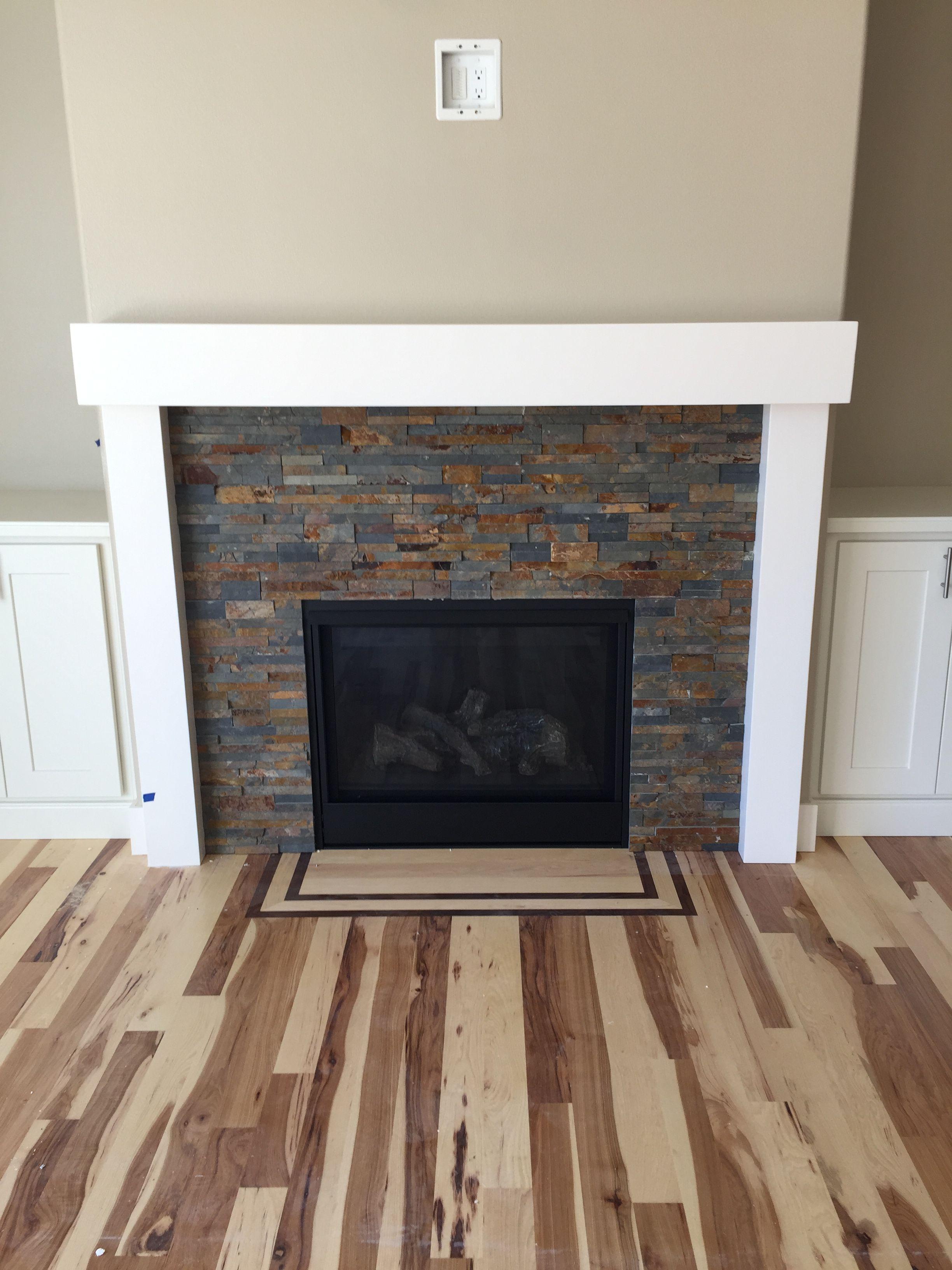 Hickory Hardwood Floors Fireplace Hardwood Floors