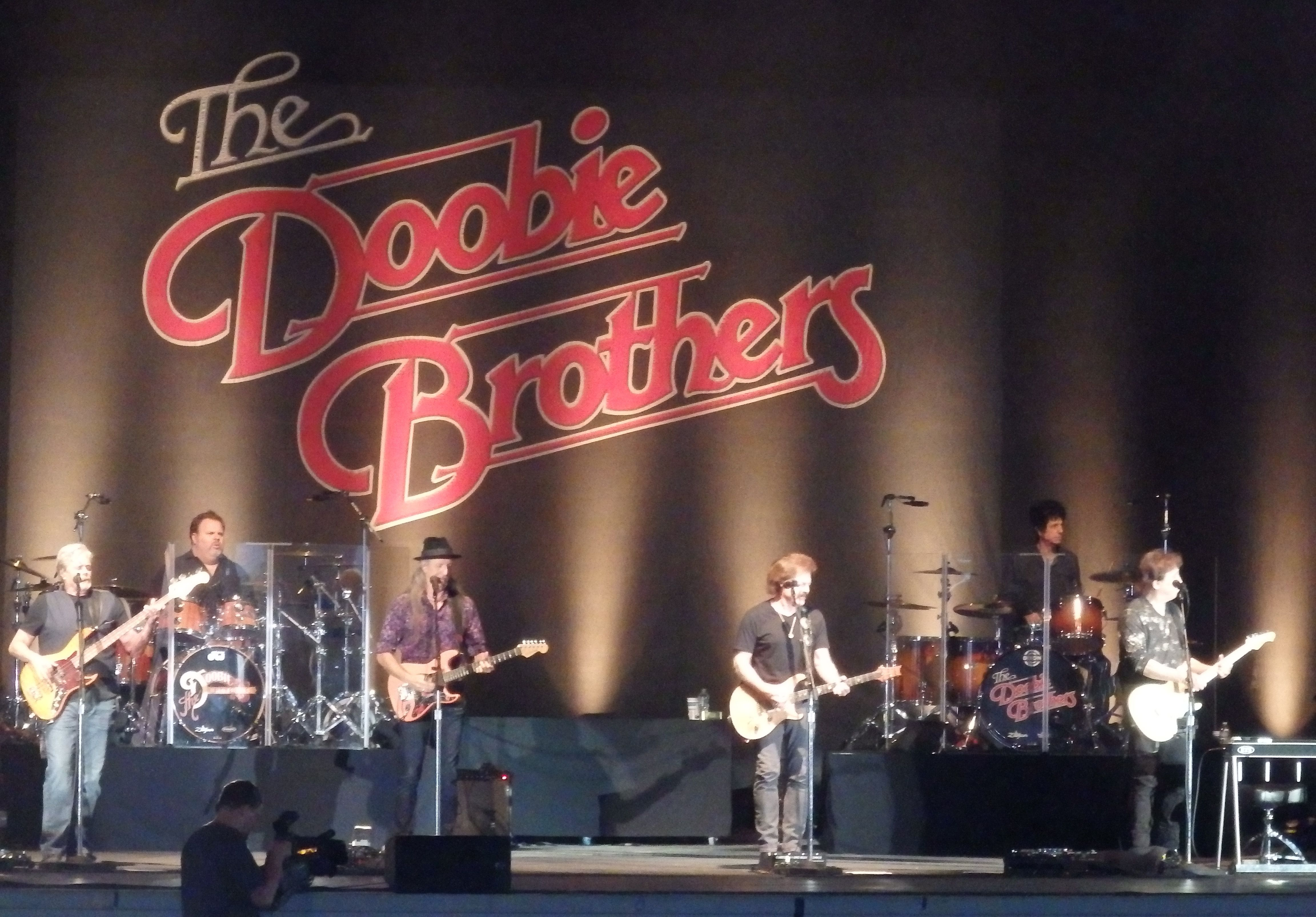 The Doobie Brothers Meadowbrook,NH