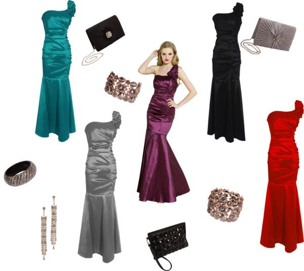 """So Many Choices! Which Would You Wear to Prom 2013?"" by pacificplex on Polyvore"