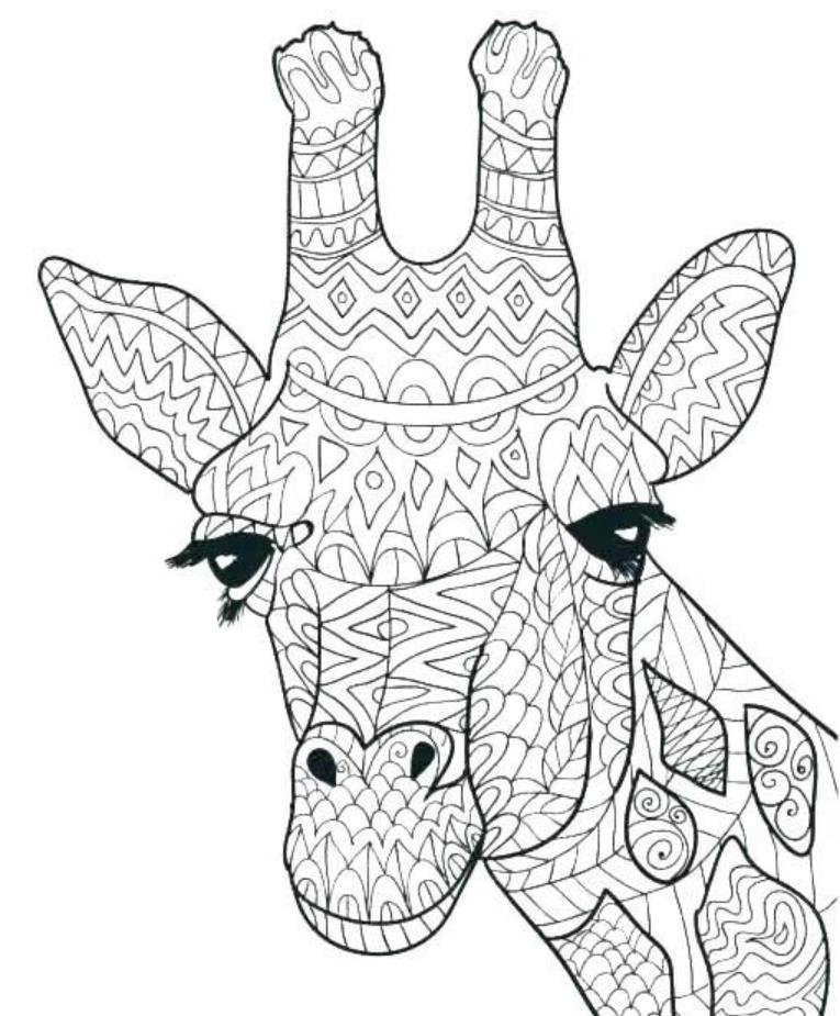 Cute Giraffe Coloring Pages Giraffe Coloring Pages 8211 Giraffe Coloring Pages Giraffe Coloring Pages Animal Coloring Pages People Coloring Pages