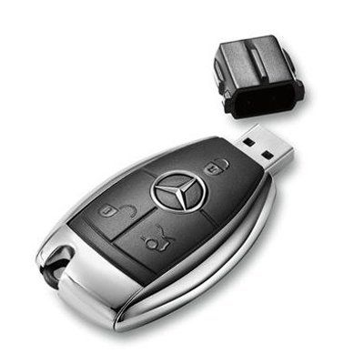 Mercedez Benz Car Key Flash Drive Usb, Usb flash drive