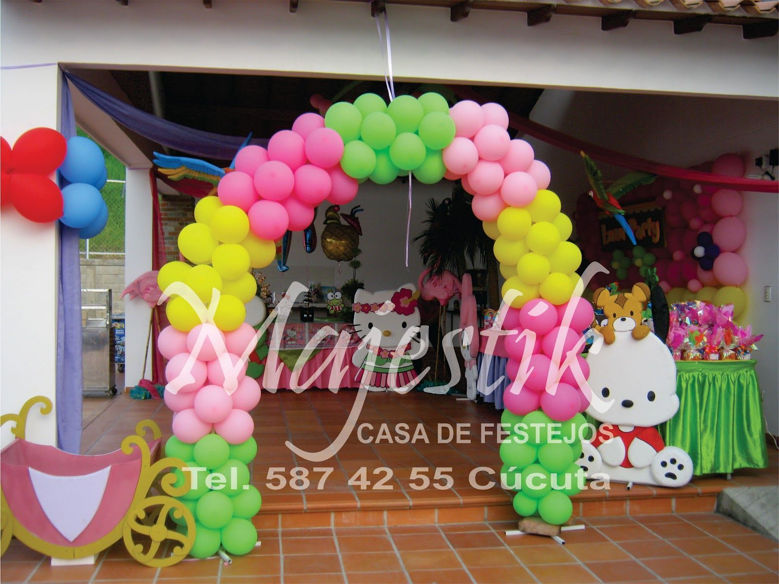 Luau Party Decorations And Supplies Luau Party Hello Kitty