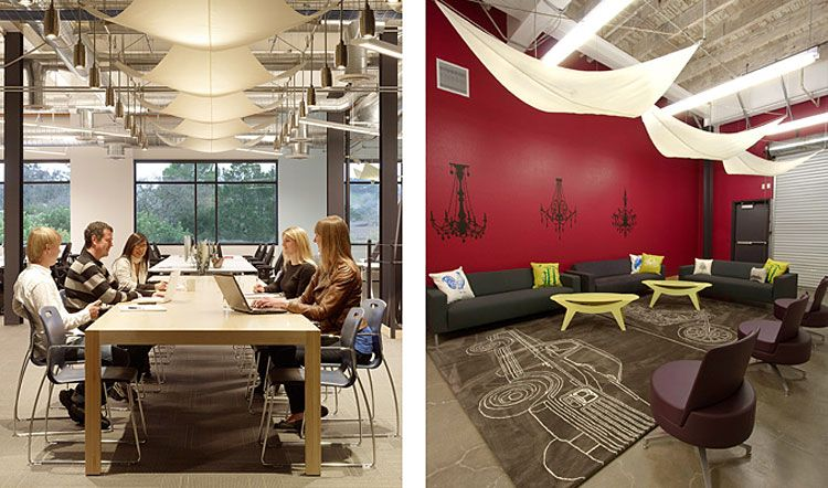 Awesome Skypeu0027s North American Headquarters In Palo Alto By Blitz