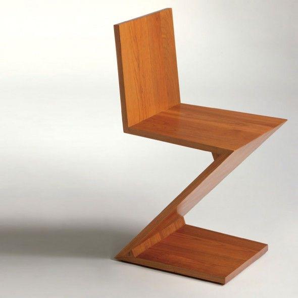 Uma cadeira incrível! Ou seria um raio?