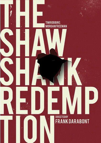 #shawshank #film #poster