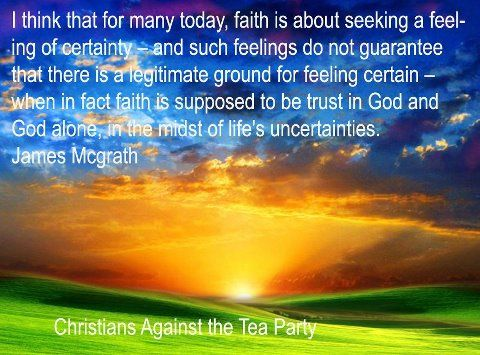 What Faith Should Be
