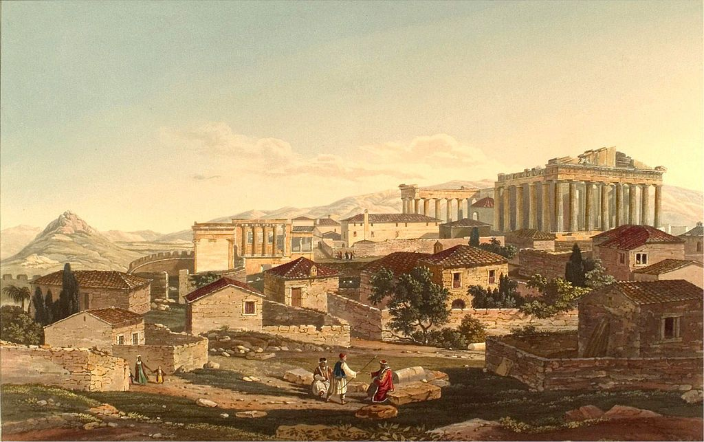 Athenian Agora With Images Parthenon Greece Ancient Greece