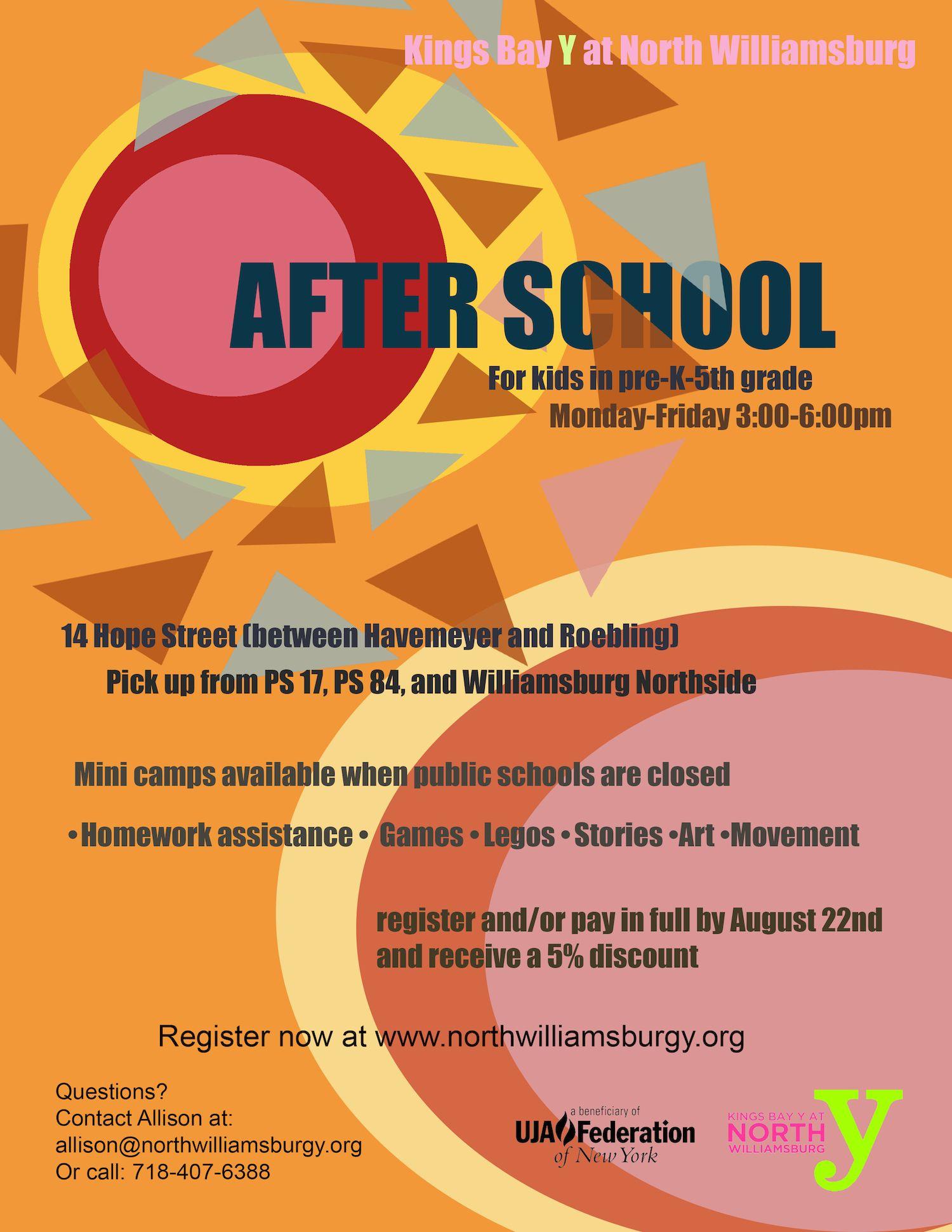 After School Enrichment Program in Williamsburg #brooklyn #brooklynmamas