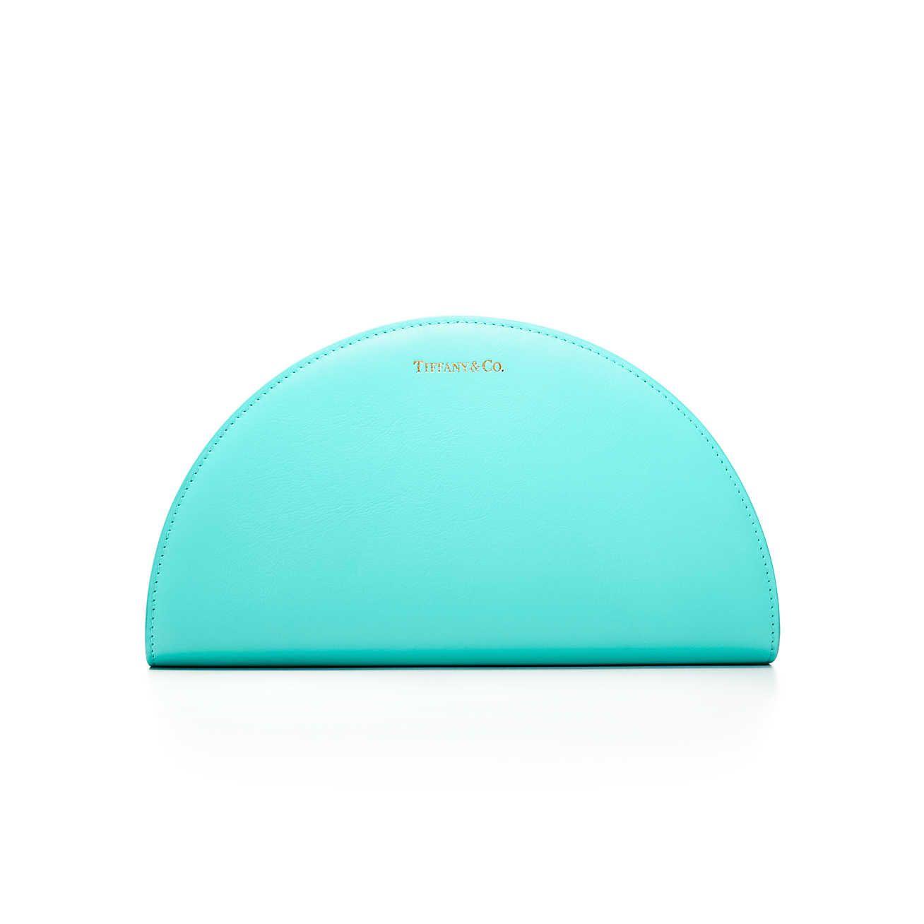 Half Moon Wallet Tiffany S Tiffany Tiffany Blue