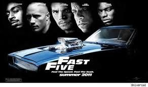 Must see this movie! Fast Five