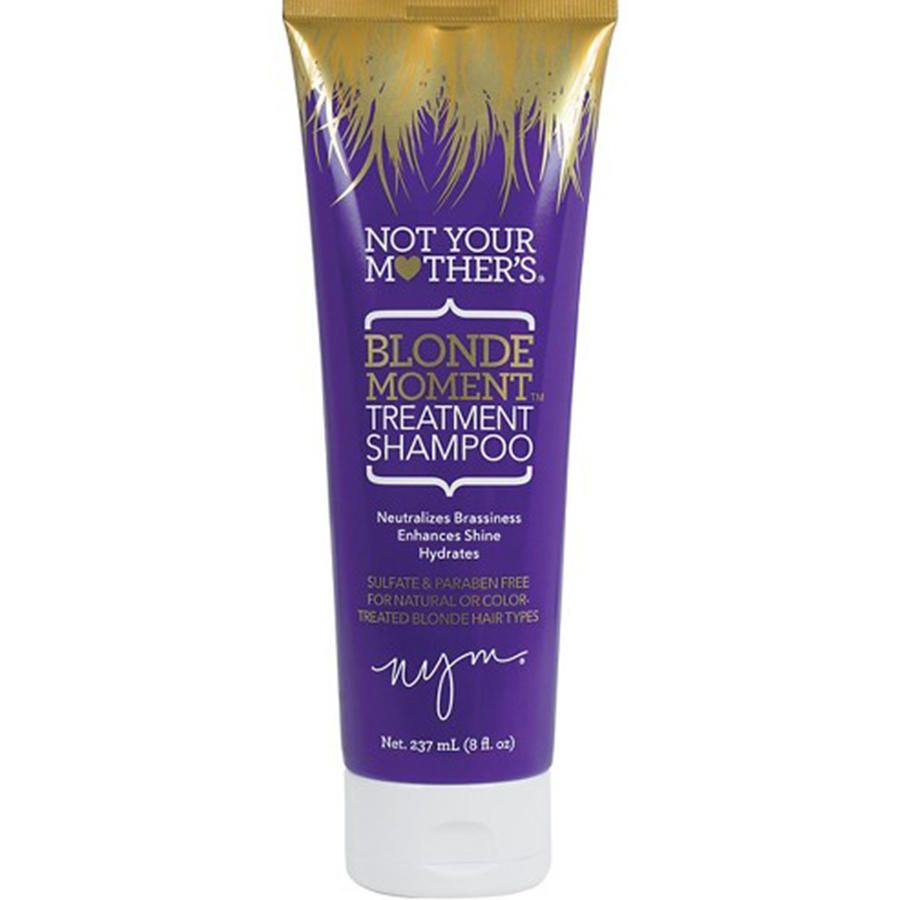 Every Blonde Needs These Purple Platinum Enhancing Hair Products