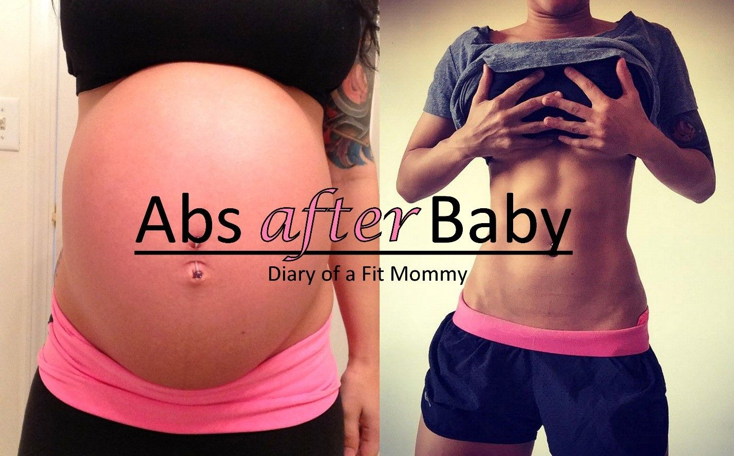 The Abs After Baby Workout Program | Mommy workout, After ...