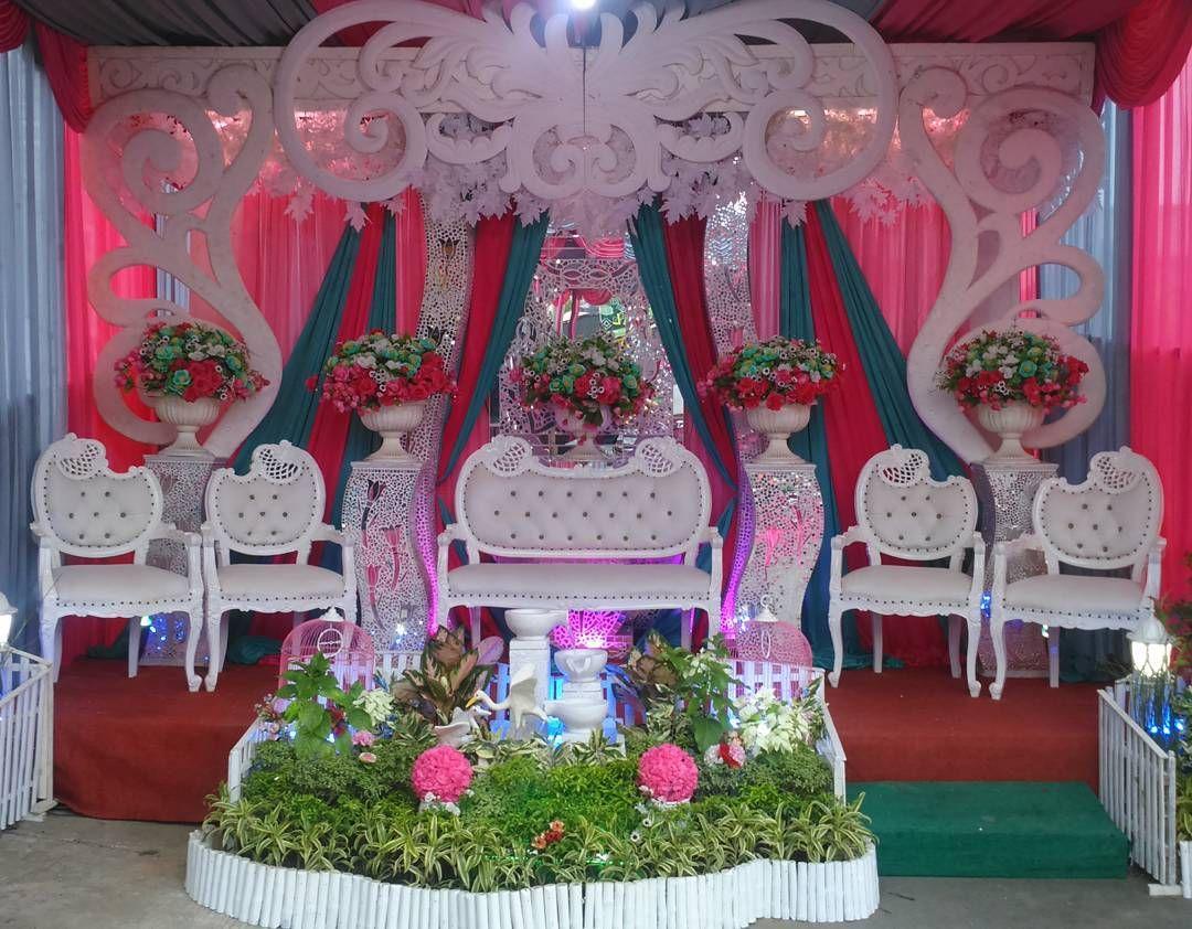 Dekorasi Pernikahan Di Rumah Sempit Modern Shabby Chic