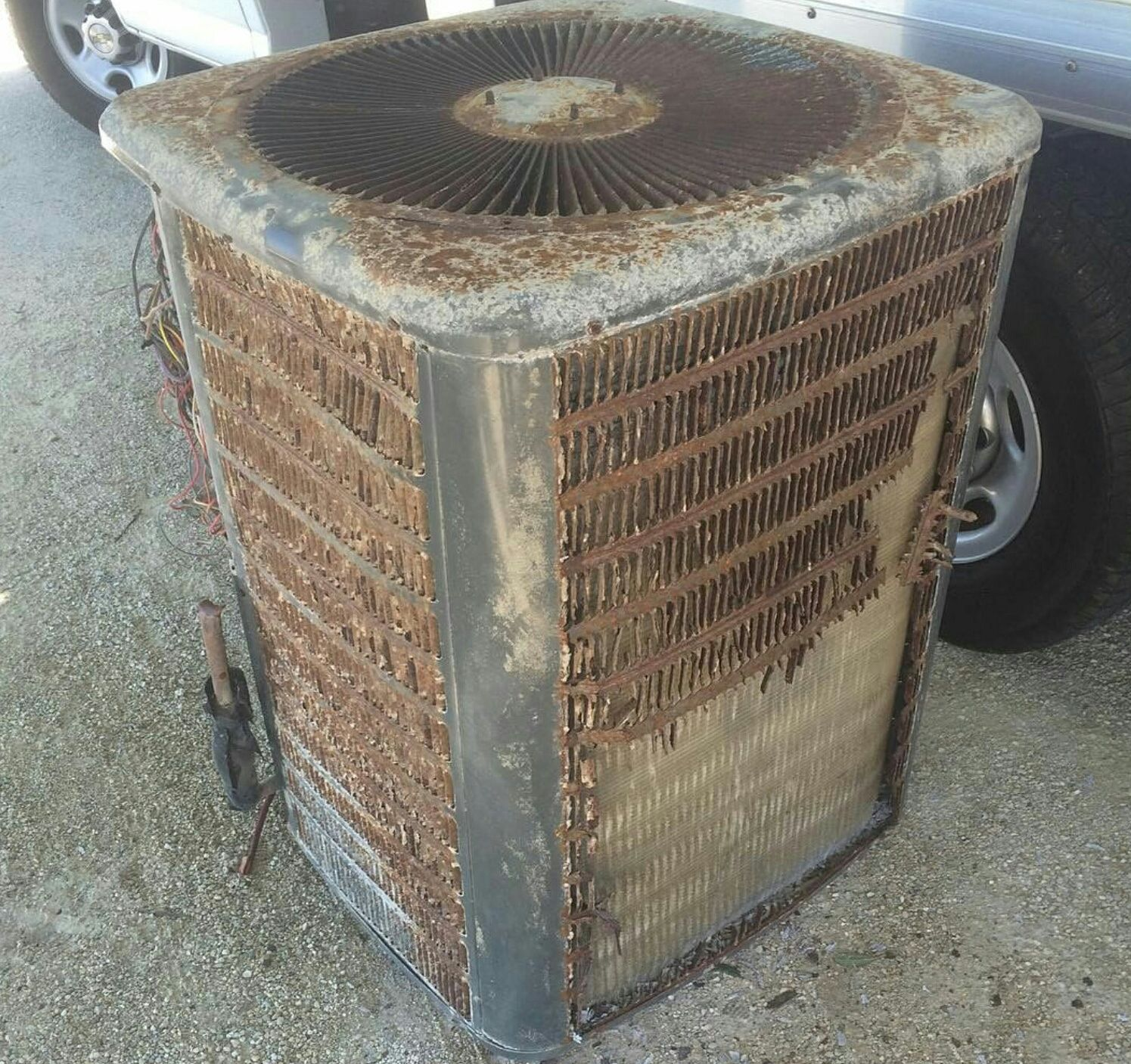 Hvac Rust Bucket Hvac Hacks Hvac Hvac Humor
