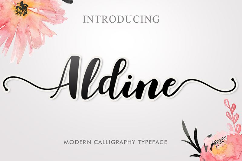 Aldine Font pair with Lucida Bright