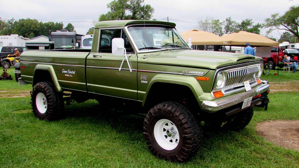 Https Www Deviantart Com Craftymore Art 1973 Jeep Gladiator 480763249 Jeep Gladiator Jeep Truck Jeep