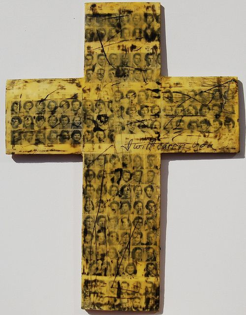 Jesus Takes Up His Cross | Auction ideas, Craft and Auction projects