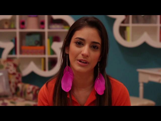 el video de despedida del elenco... Mecha, Sol Rodriguez