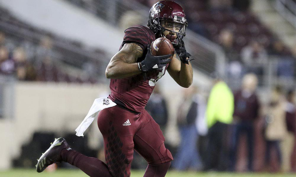 Bradley Ylitalo S Scouting Notebook Updated Look At The Wide Receiver Class Wide Receiver Scout Receiver
