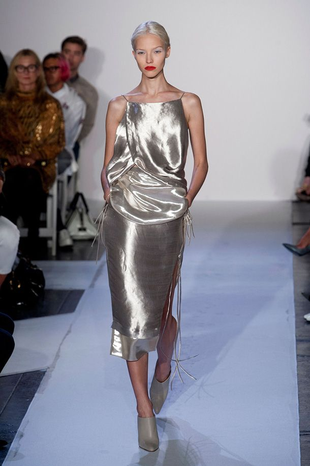 The Fashion Movers and Shakers of 2014 by DAVID CARLSON on Jan 10, 2014 Joseph Altuzarra 2014