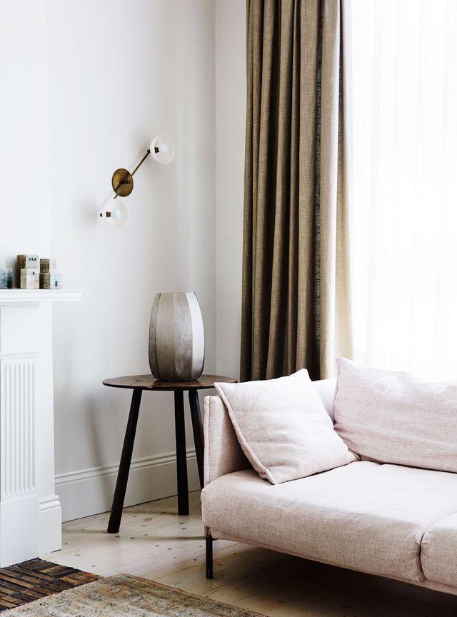 2018 的Chenlf 收藏于窗帘纯色主题 Pinterest Interior、Living Room - Chambre De Commerce Franco Suedoise