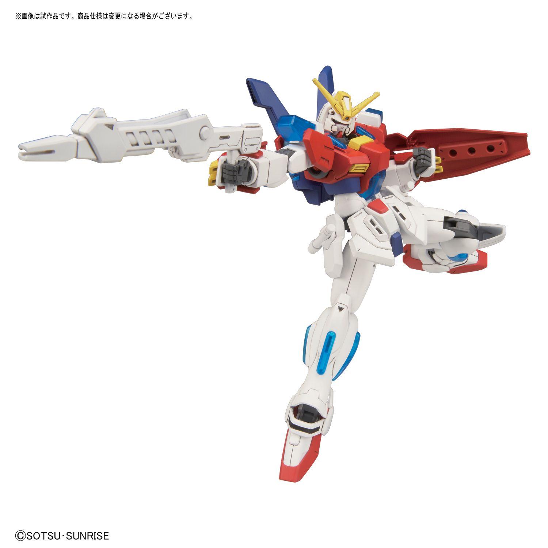 Painted Build: HGBF 1144 Star Burning Gundam