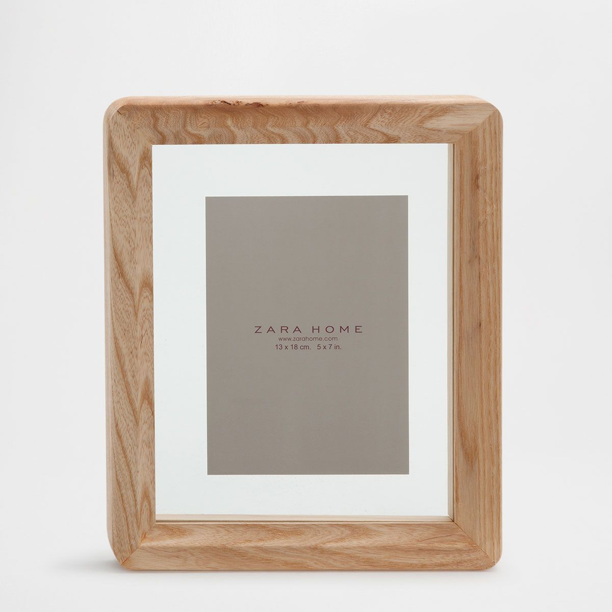 Image 1 Of The Product Light Wooden Wall Frame