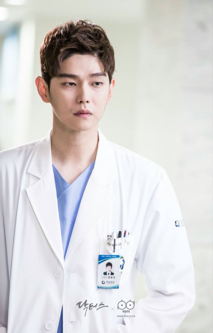 Yoon Kyun Sang soon returned to the small screen in OCN's new movie
