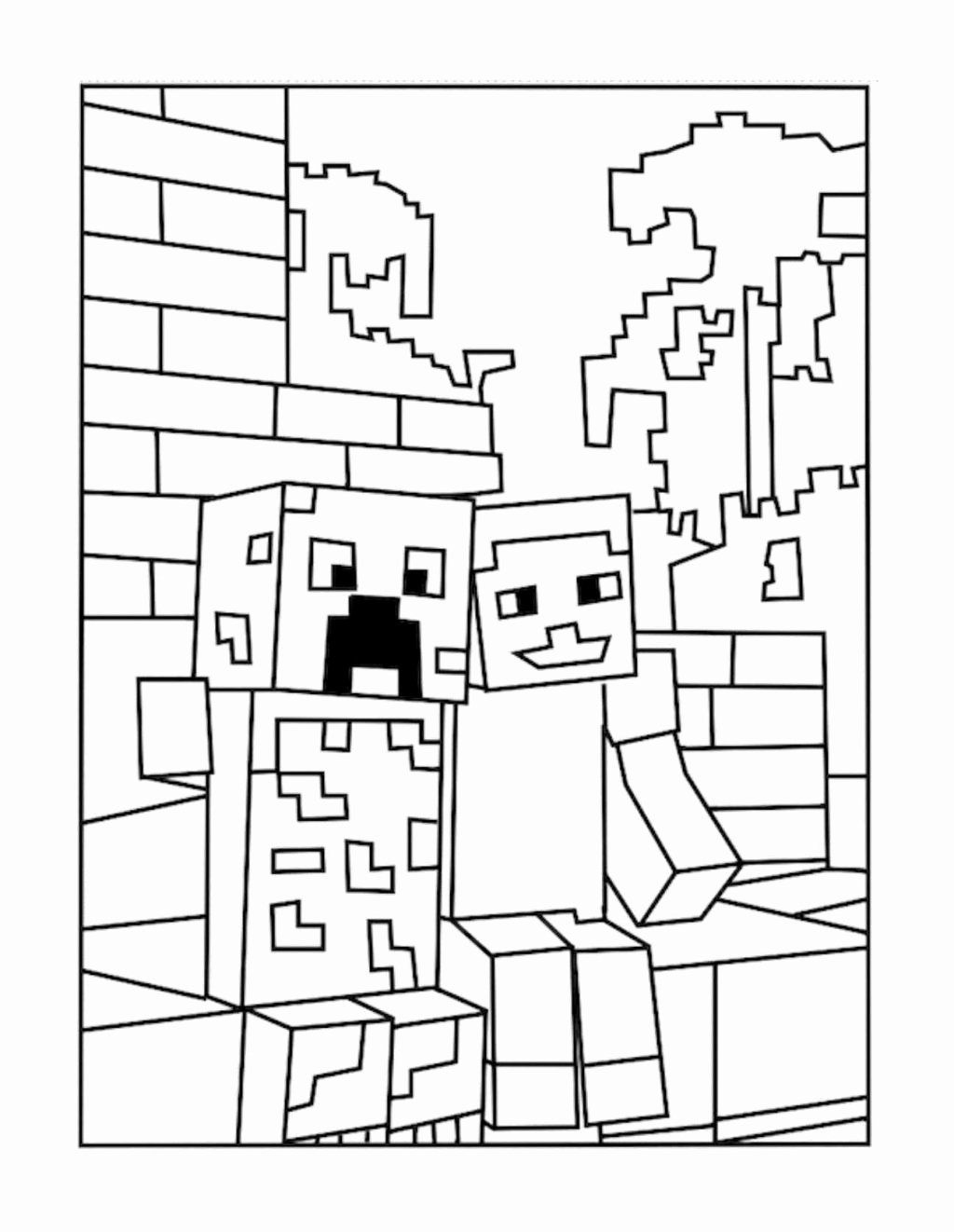 The Complete Drawing Book Probyn Fresh Coloring Book Creeper Coloring Page Sea Pages Lol In 2020 Minecraft Coloring Pages Minecraft Printables Printable Coloring Pages