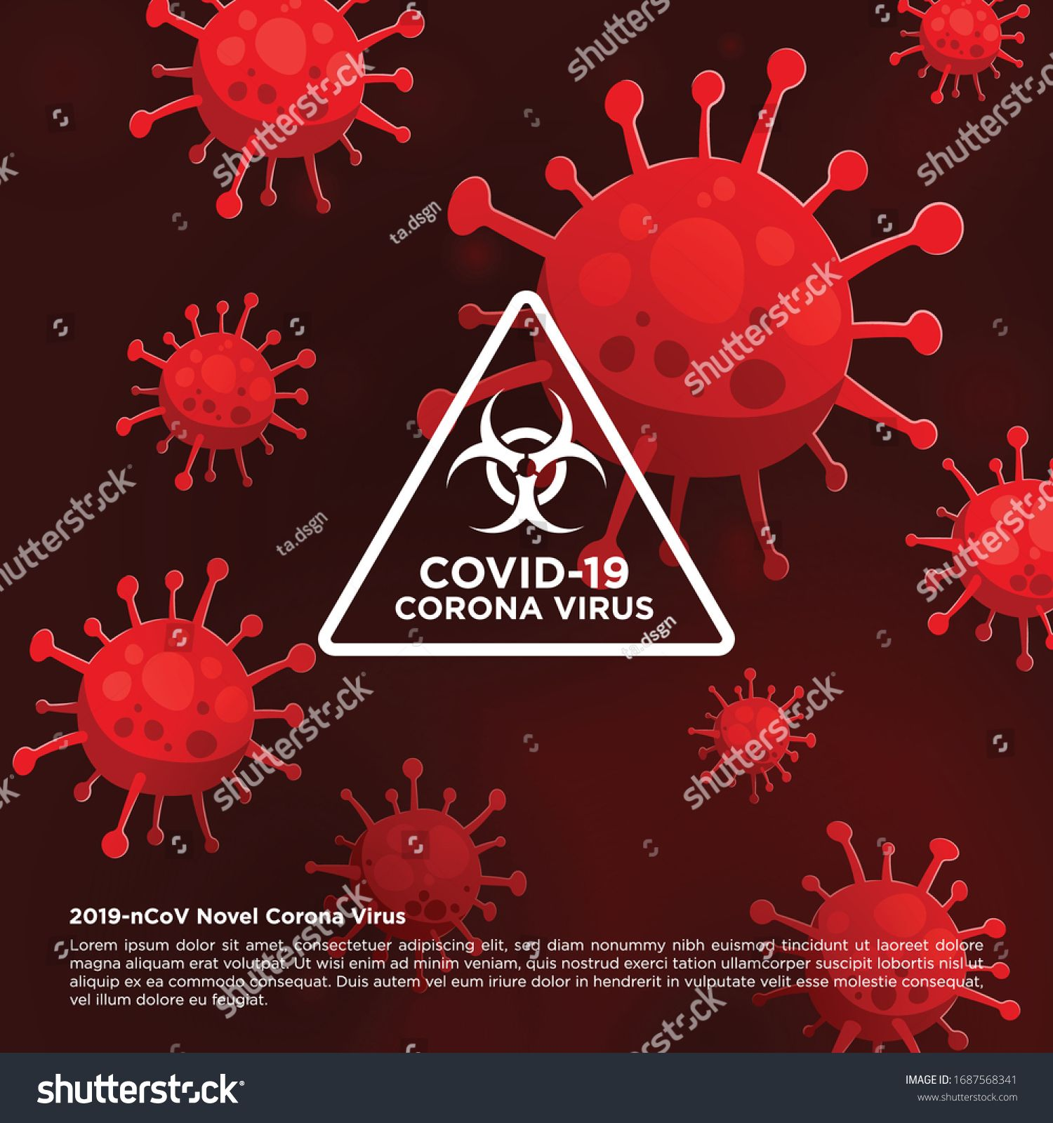 Pin On Covid 19 Corona Virus Disease Banner